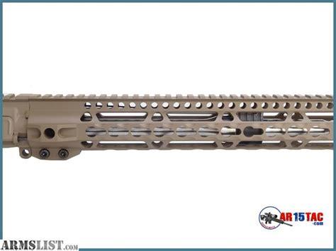 Grendel Ss 2 armslist for sale 6 5 grendel type 2 custom fde cerakoted complete receiver 16 quot ss