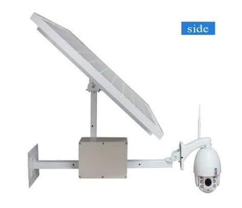 4g solar cctv camera with ptz control neatcom wireless