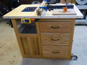 Bench Top Router Router Table The Burton Workshop