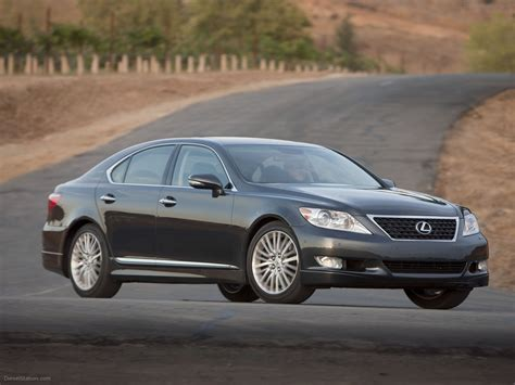 2010 Lexus Ls 460 Car Wallpapers 02 Of 30 Diesel