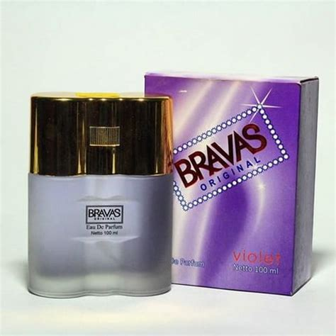 Bravas Original Perfume parfum bravas original violet pusaka dunia
