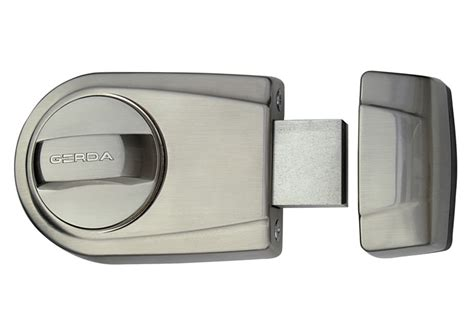 Home Design Door Locks g200 rim lock brushed nickel gerda