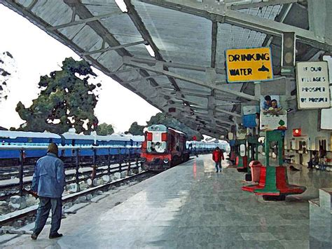 Railway Station India Essay by Essay On A At The Railway Station For School Students