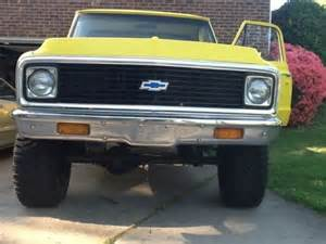 find used 1972 chevrolet c20 4x4 up stepside lifted