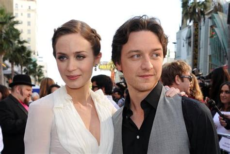 james mcavoy emily blunt emily blunt james mcavoy joke about performing at prince