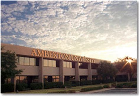 Amberton Mba Cost by Best Master S In Business Administration Students