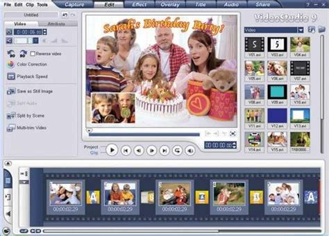 ulead video editing software free download full version with crack ulead video studio plus free download full version