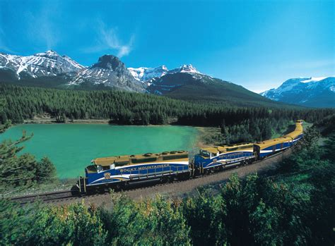 the canadian rockies a photographic tour books canadian rockies trains exquisite adventures on the