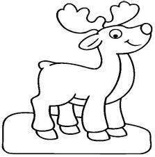 dibujos navideños para pintar renos resultado de imagen para rodolfo el reno para colorear
