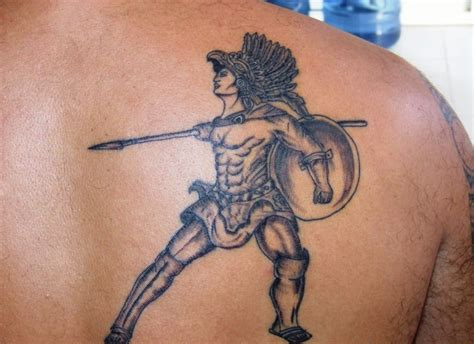 warrior symbol tattoo designs warrior tattoos designs ideas and meaning tattoos for you