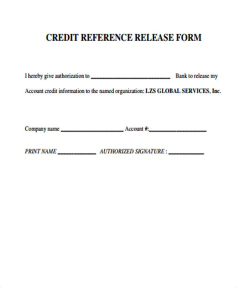credit reference form pdf 28 images request letter for bank credit reference free fillable