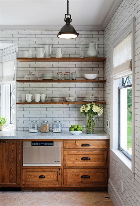 Floating Shelves   Great Storage Solution For The Kitchen