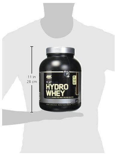 Hydro Whey Protein optimum nutrition platinum hydrowhey protein powder review