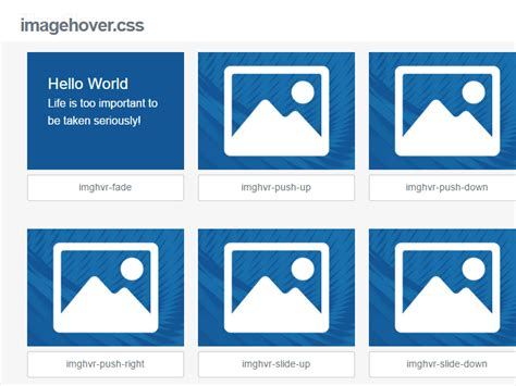 responsive design hover effect hover effect archives imagehover css minimal image hover library pixelsmarket