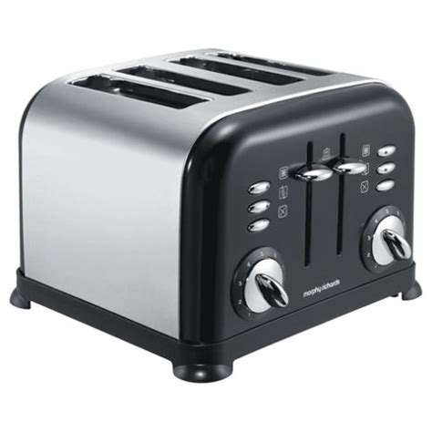Top Of The Range Toasters Buy Morphy Richards Accents 4 Slice Toaster 44035 From Our