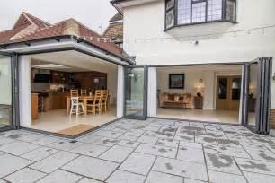 Bifold French Patio Doors Solarlux Sl 60e Bifolding Door With Moveable Corner