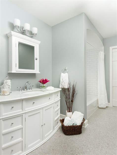houzz bathroom paint colors best boothbay gray design ideas remodel pictures houzz