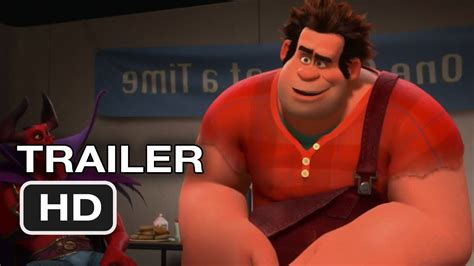 film q desire 2012 official trailer hd wreck it ralph official trailer 1 2012 disney animated