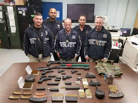 Nypd Warrant Search Search Warrants Net Illegal Firearms Nypd News