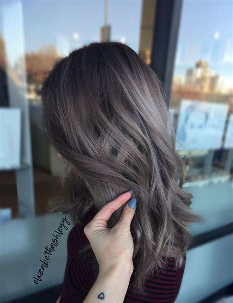 options for brunette greying hair greige hair rooty ash blonde rooty grey hair