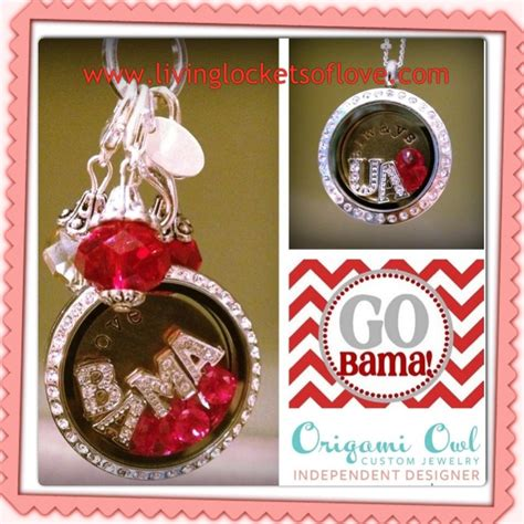 Buy Origami Owl - 17 best images about origami owl on alabama