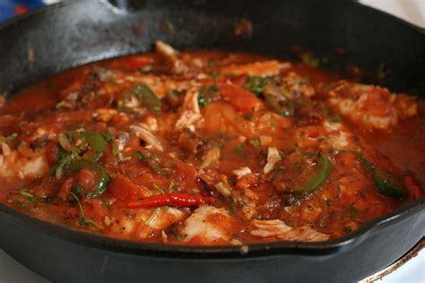 white fish in veracruz sauce recipe pescado recipe