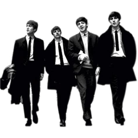 the beatles abbey road transparent png stickpng