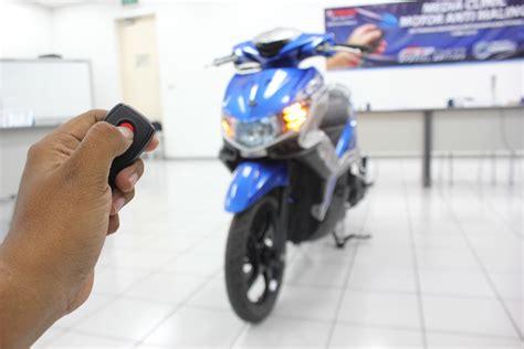 Alarm Autosafe Yamaha yamaha autosafe pengaman motor pada yamaha gt 125 resmi dirilis yimm cicakkreatip