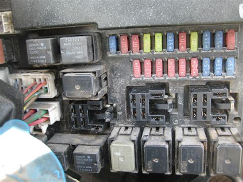 2002 Nissan Altima Fuse Box Location Nissan Wiring