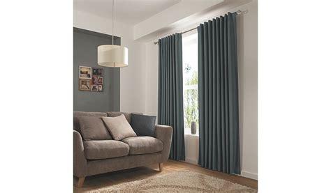 grey tab top curtains george home grey hidden tab top blackout curtains