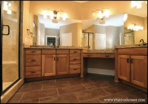 Dual Height Bathroom Vanity 12 Best Master Bath Layouts His And Hers Vanity Designs