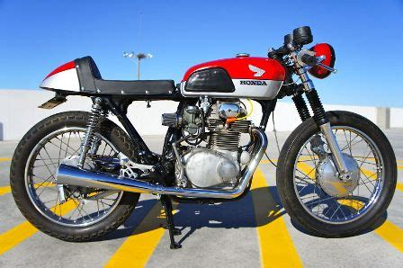 buy 1973 honda cl350 cb350 cafe racer excellent on found on ebay 1973 honda cl350 cafe racer