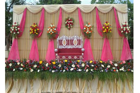 flower decoration images latest fashions updated stage decorations
