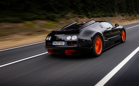 convertible bugatti bugatti veyron 16 4 grand sport vitesse right rear 1 photo 17