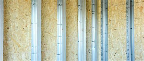 Trockenbauwand Aus Holz by Trockenbauw 228 Nde F 252 R Den Individuellen Raum Holz Leuteritz