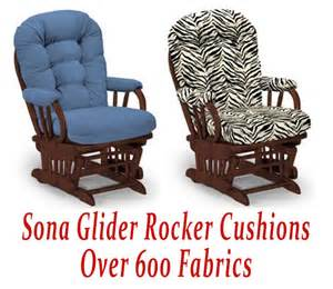 Dutailier Replacement Cushions Glider Rocking Chair Cushion Replacements Chair Pads