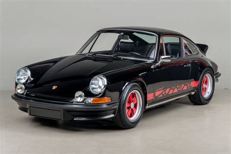 Porsche Rs 1973 by This 1973 Porsche 911 Rs Has An Interesting