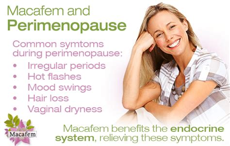 20 best images about menopause macafem and perimenopause all about the symptoms