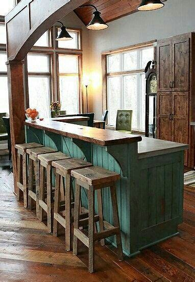 counter height kitchen island in reclaimed wood 27 25 best ideas about kitchen island bar on pinterest