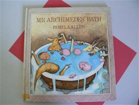 mr archimedes bath picture animals plays and learning on