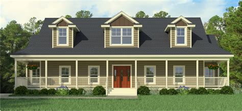cape cod modular home greenbier floorplan for a classic