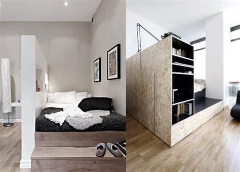 s駱aration chambre salon 6 id 233 es pour diviser un studio joli place