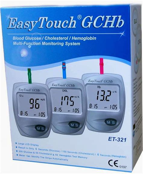 cholesterol home test kits uses test results and glucose cholesterol hemoglobin test kit gchb et321