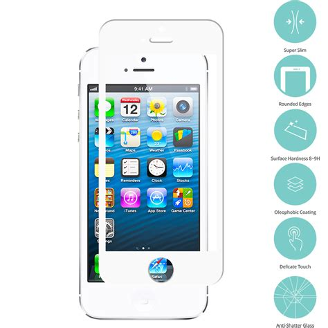 Tempered Glass Iphone 5 5s Non Packing for apple iphone 5 5s 5c tempered glass screen protector