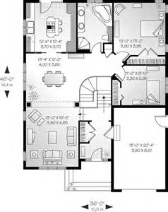 English Cottage Floor Plans Wanette English Cottage Home Plan 032d 0394 House Plans