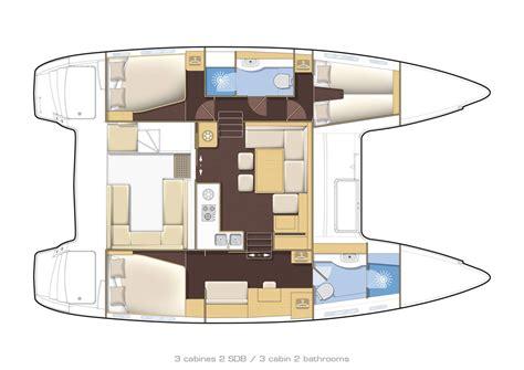 retir 233 de la vente lagoon lagoon 400 version 3 cabines
