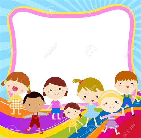 free childrens clipart frame clipart 101 clip