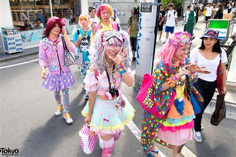 harajuku decora fashion walk pictures 2015