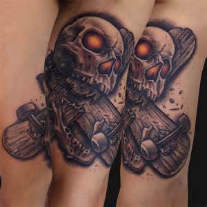 skateboard tattoo skateboard tattoos designs ideas and meaning tattoos for you