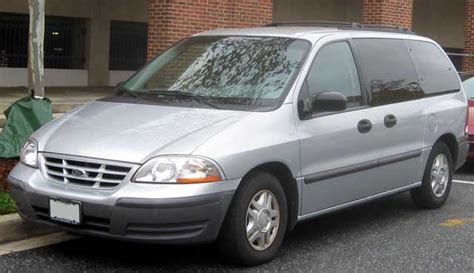 Ford Minivans by Ford To Recall Buy Back Windstar Minivans With Defective